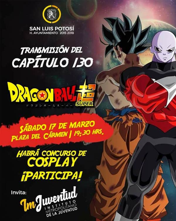 san luis potosi dragon ball