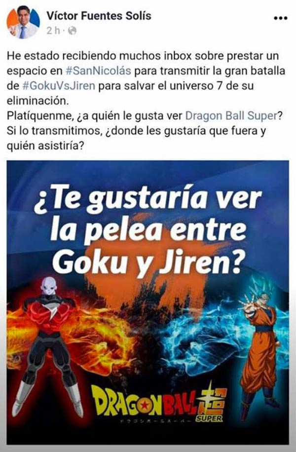 san nicolas dragon ball