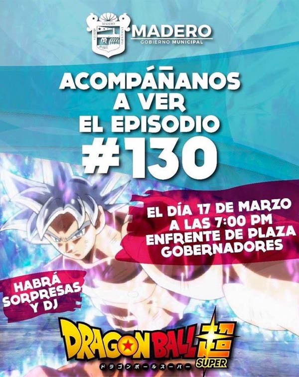 tampico dragon ball
