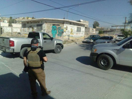 Sicarios merodean casa de ministerial y pide ayuda por  radiofrecuencia