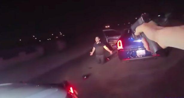 """[VIDEO] """"No me disparen"""" últimas palabras de sujeto asesinado por policías"""