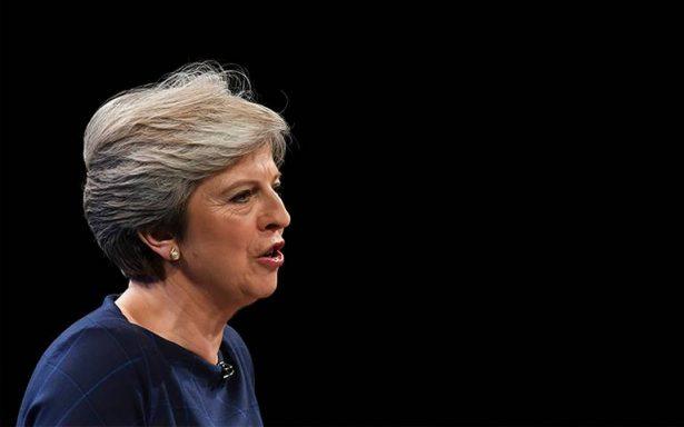 Primera Ministra británica aseguró que atacar a Siria era la única alternativa