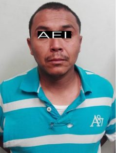 Presentan ante juez a ex líder 'azteca' que mató a más de 20 compañeros