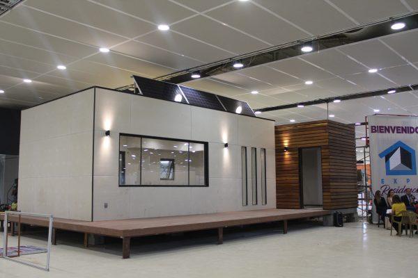 Presentan 'casa inteligente' en la Expo Residencia
