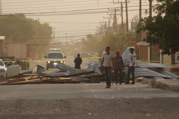 Galería] | Tromba destroza casas en Ahumada