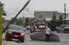 [Galería] | Tromba destroza casas en Ahumada