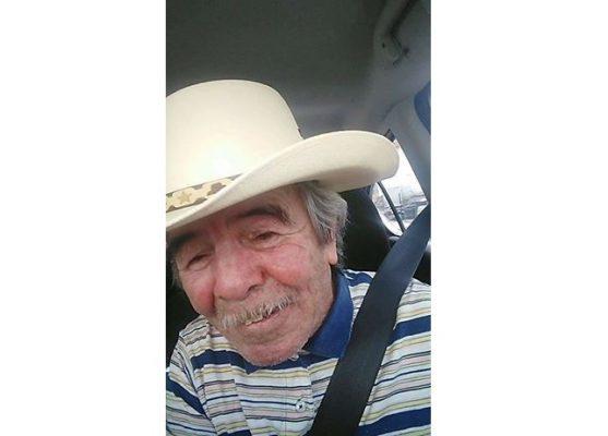 Solicitan apoyo para localizar al señor Francisco Martínez Gamboa