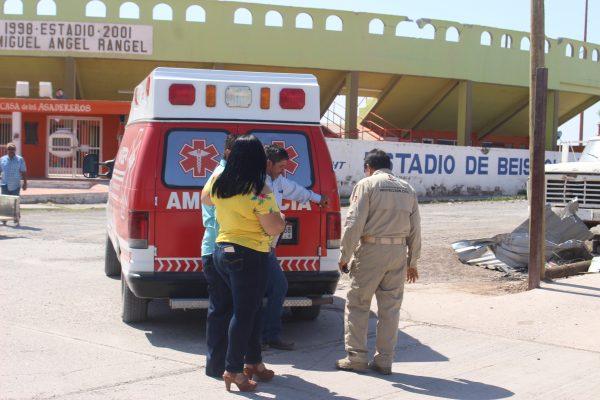 Se queda Ahumada sin servicio de ambulancias