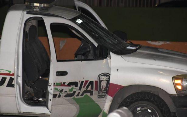Muere uno de los dos agentes atacados a balazos en Chihuahua