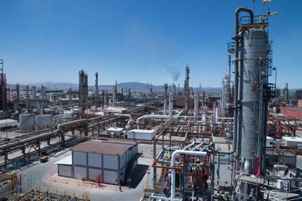 'Construir refinerías no compete al gobierno'