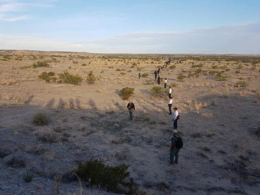 Fiscalía realiza rastreo en busca de restos humanos en el Valle