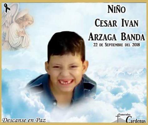 Menor de seis años muere ahogado