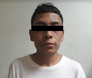 Cae sujeto que intentó asesinar a su vecina de 17 años con un pico