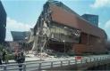 A proceso, empresa de ingeniería y operador por derrumbe en Plaza Artz