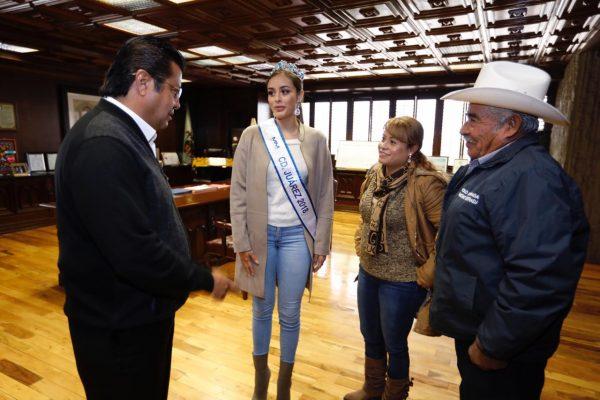 Lista la representante de Juárez para Miss Chihuahua