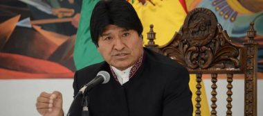 Evo Morales asistirá a toma de posesión de AMLO