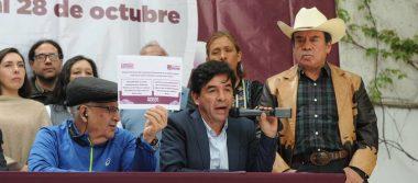 Legisladores de Morena pagarán consulta, dice vocero de AMLO; ellos lo refutan