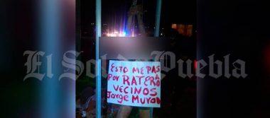 """""""Esto me pasa por ratero"""", muere presunto ladrón tras ser golpeado y colgado en Puebla"""