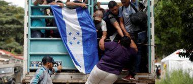 Chiapas, en alerta por caravana de migrantes hondureños
