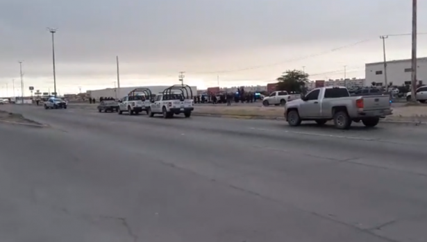 [VIDEO] Nuevo ataque en contra de estatales en Las Torres