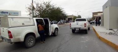 Balacera contra estatales cerca de Las Torres