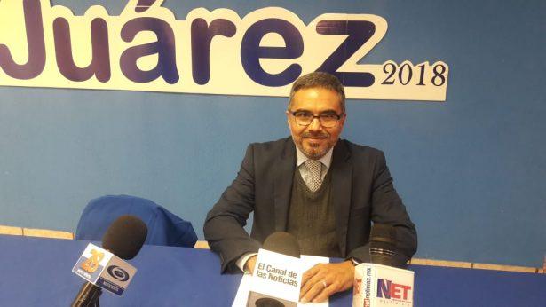 """""""Nuestros militantes deben de recibir un trato digno"""": Sergio Madero Villanueva"""