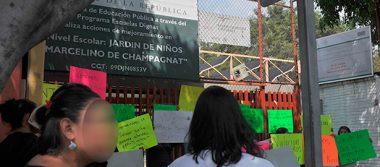 """Capturan a Ramón """"M"""", imputado en agresión sexual de 37 niños de kinder"""