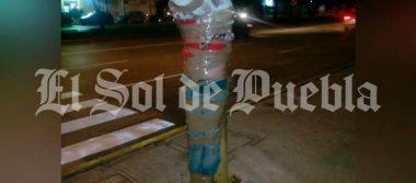 """Se equivocan, """"justicieros"""" confunden a trabajador con ladrón y lo golpean en Puebla"""