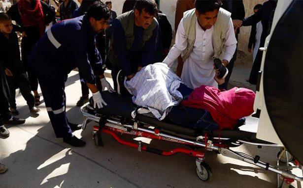 Al menos 9 muertos y 123 heridos tras ataques durante elecciones en Afganistán