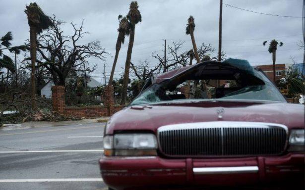 Devastadoras imágenes que ha dejado el huracán Michael en su paso por Estados Unidos