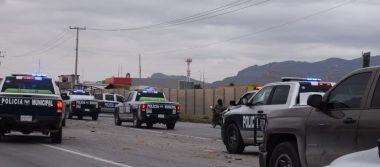 Capturan a cinco personas tras ataque contra policías estatales