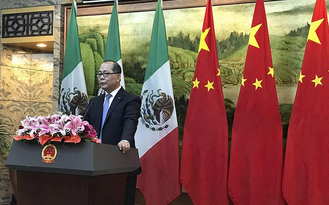 351ce539f Gobierno de China envía 9 millones de dolares en apoyo a reconstrucción de  México