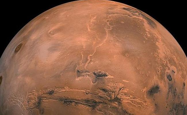Jóvenes mexicanos participan en misión a Marte