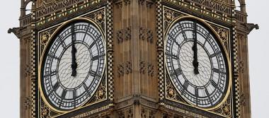 Así sonaron las últimas campanadas del Big Ben