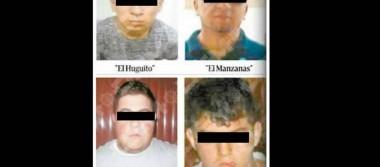 Identifican a cuatro sicarios que participaron en balacera de Garibaldi