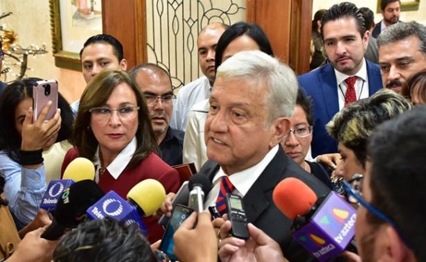 AMLO acusa nuevamente recaudación de fondos para dañar a Morena