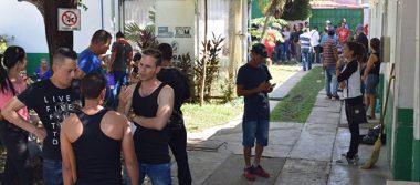 Abogados estafan a cubanos varados en Chiapas