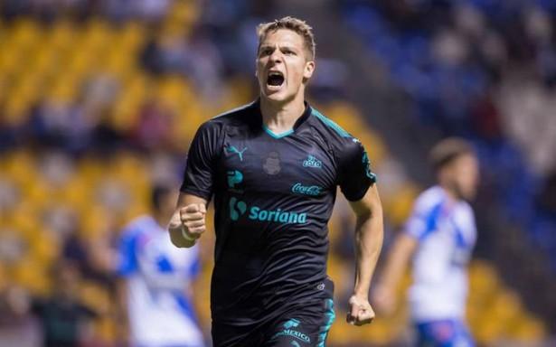 Santos imparable, derrota a Puebla en inicio de fecha 12