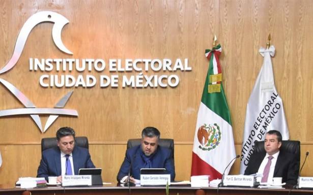 IECM vigilará entrega de recursos para la reconstrucción