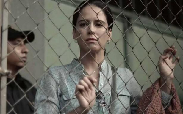 """Ana Claudia Talancón regresa con la nueva serie """"El recluso"""""""