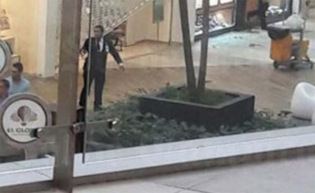 Apuntan que banda que asaltó centro comercial en Altama es de la CDMX