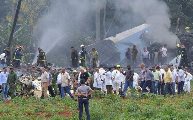 Avionazo en Cuba donde murieron más de 100 personas fue error humano: Global Air