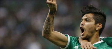 """Jesús """"Tecatito"""" Corona gana reconocimiento al Gol del Año 2016"""