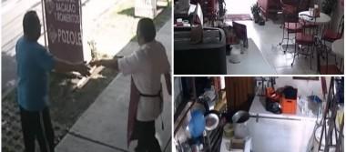 Circula en redes video inédito del sismo del 19S