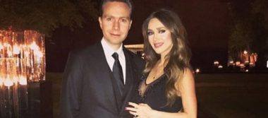 Anahí comparte la primer foto de su bebé