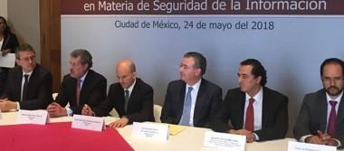Firman acuerdo de seguridad de información tras ciberataque a SPEI