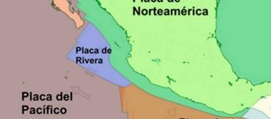 Interacción entre placas de Cocos y de Norteamérica produjo sismo de hoy en Oaxaca