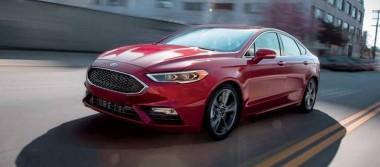 Producción de Ford Fusion se queda en México, confirma funcionario de Sonora
