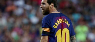 Messi consideraría salir del Barcelona, aseguran en Inglaterra