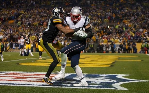 Error de los Steelers le da el triunfo a los Patriots